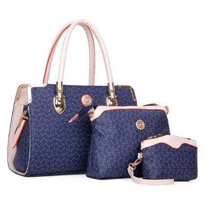 011 Tote Bags Set of 3
