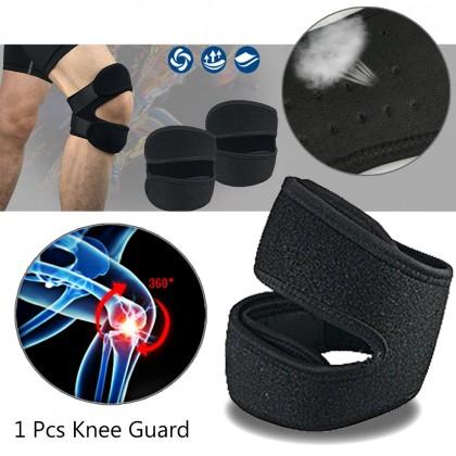 1 Pcs Knee Guard 002 Adjustable Sports Knee Pad Protector Outdoor Fitness