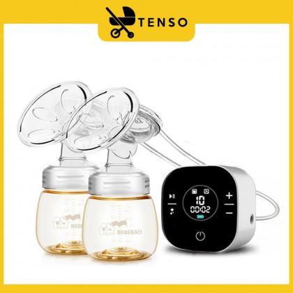 100% ORIGINAL BEBEBAO ELECTRIC BREAST PUMP BPA FREE (FREE ADAPTER)