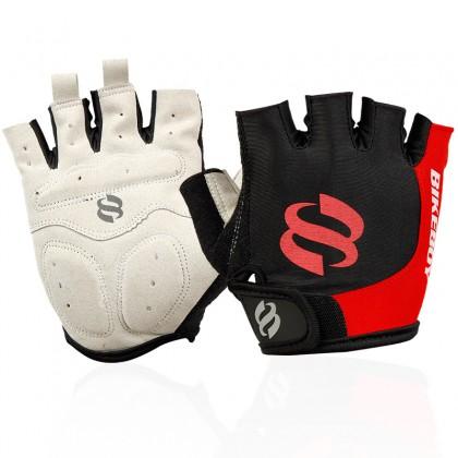 SOKANO Bikeboy Half Finger Cycling Glove MTB Cycling Gloves Half Finger Men Women Summer Sports Anti-slip Gloves