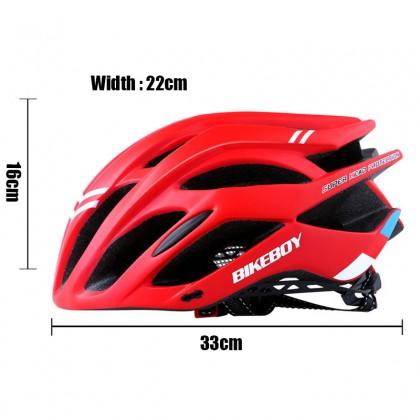 SOKANO Bikeboy Bicycle Helmet Mens Adults MTB Moutain Bike Cycling Helmet Bicycle Helmet Ultralight Protective Gear Head Protection Bikes