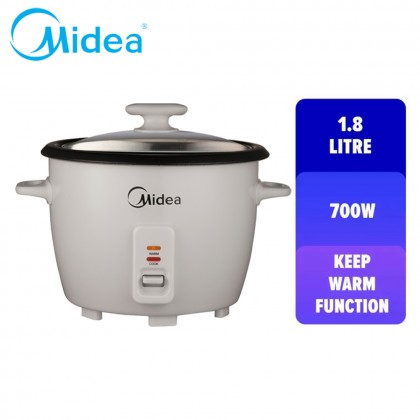 SOKANO Midea 1.8L Conventional Rice Cooker (MG-GP18B)