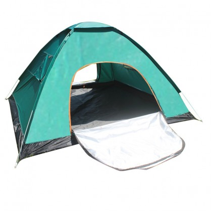 SOKANO KH001 Camping Tent (1-2 Persons) Family Tents Medium Size One Door Type Camping Waterproof for Outdoor Khemah