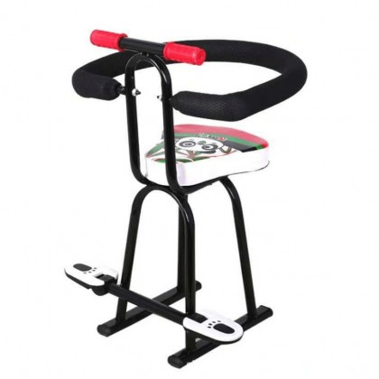 SOKANO T030 Child Bicycle Seat Bike Front Bicycle Baby Seat Kids Saddle Electric Bike Child Safety Seat Portable Baby Chair Kid Children Front