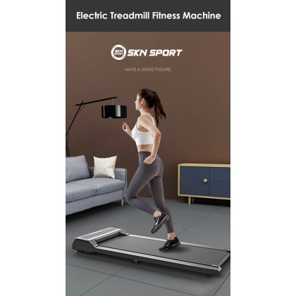 SKN SPORT P10 3.0HP Treadmill Super Slim Electric Treadmill Running Machine Walking Machine Fitness Equipment Home Gym Sport